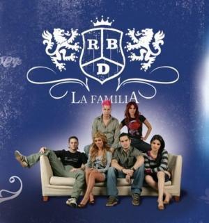 RBD: La familia (Serie de TV)