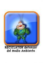 Reciclator, defensor del medio ambiente (C)