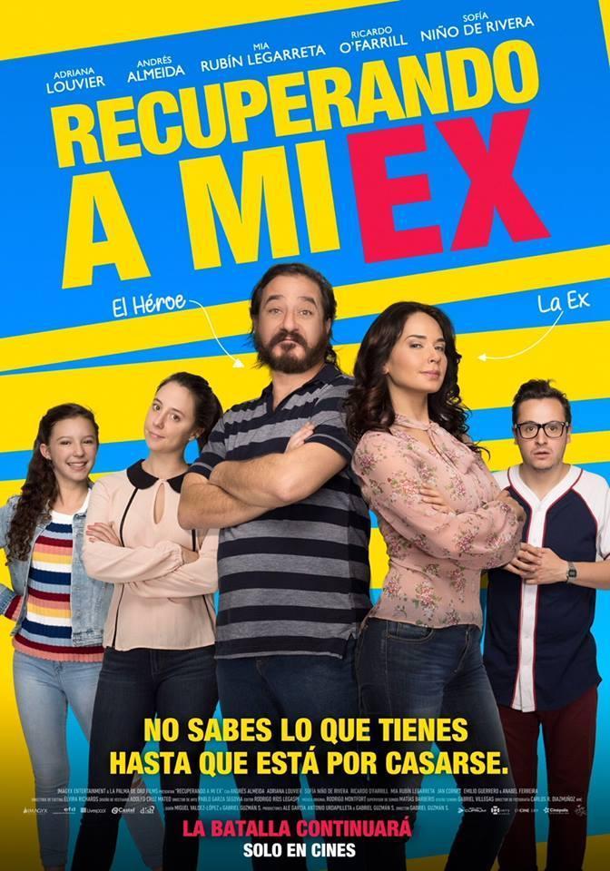La Familia de mi Ex (2017) [1080p] [Español-Ingles] [GD]