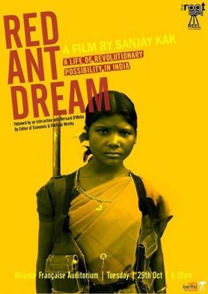 El sueño de la hormiga roja