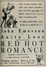 Red Hot Romance