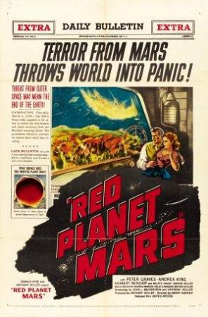Red Planet Mars (Marte, el planeta rojo)