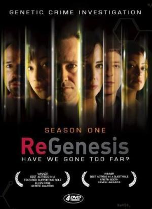 Regénesis (ReGenesis) (Serie de TV)
