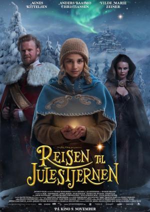 póster de la película infantil de fantasía En busca de la estrella de Navidad