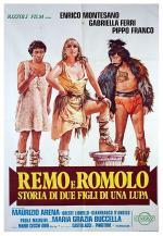 Remo e Romolo (Storia di due figli di una lupa)