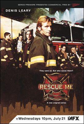 Rescue Me Serie