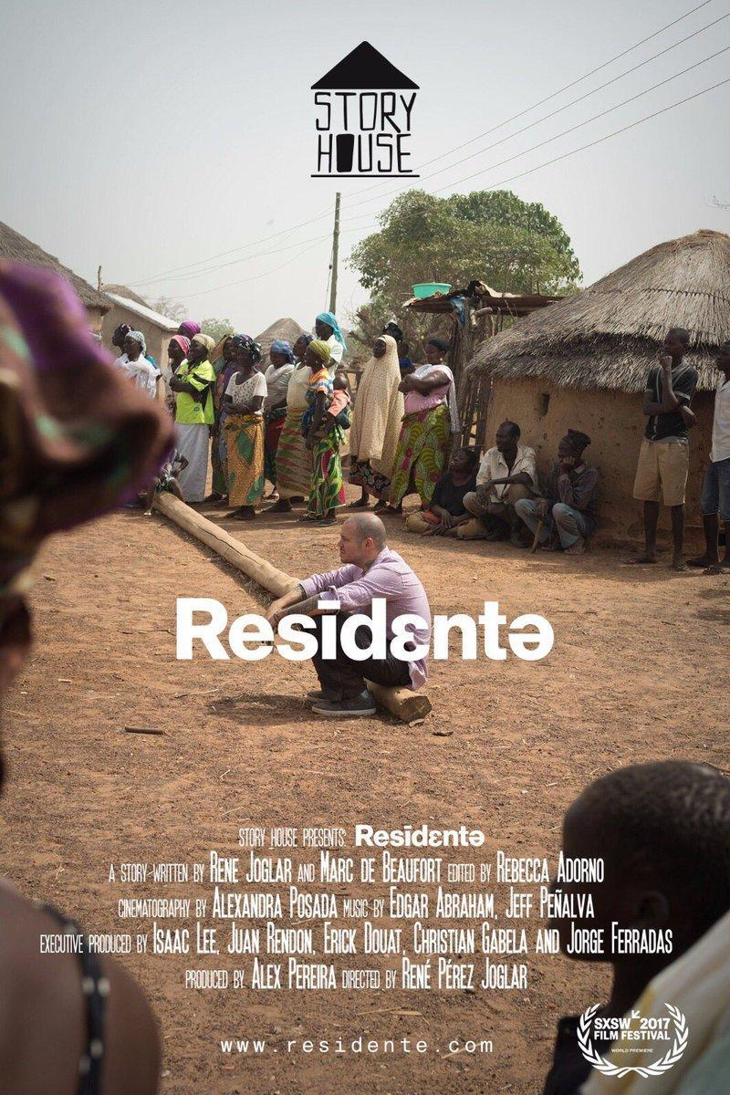 Residente (2017) Full HD MEGA