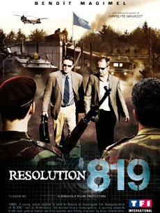 17. Résolution 819