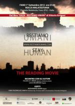 Restiamo umani: The Reading Movie