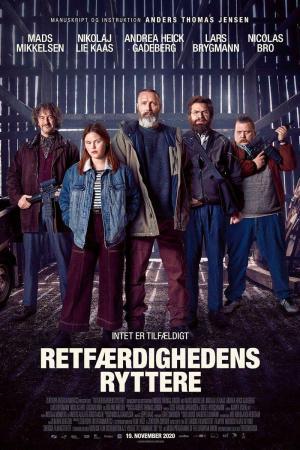 Основной постер фильма Рыцари справедливости