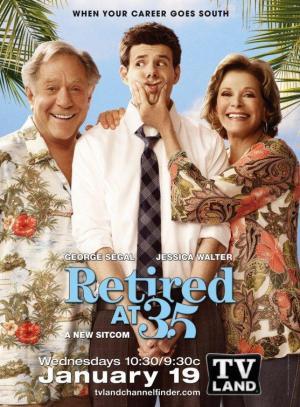 Retired at 35 (Serie de TV)