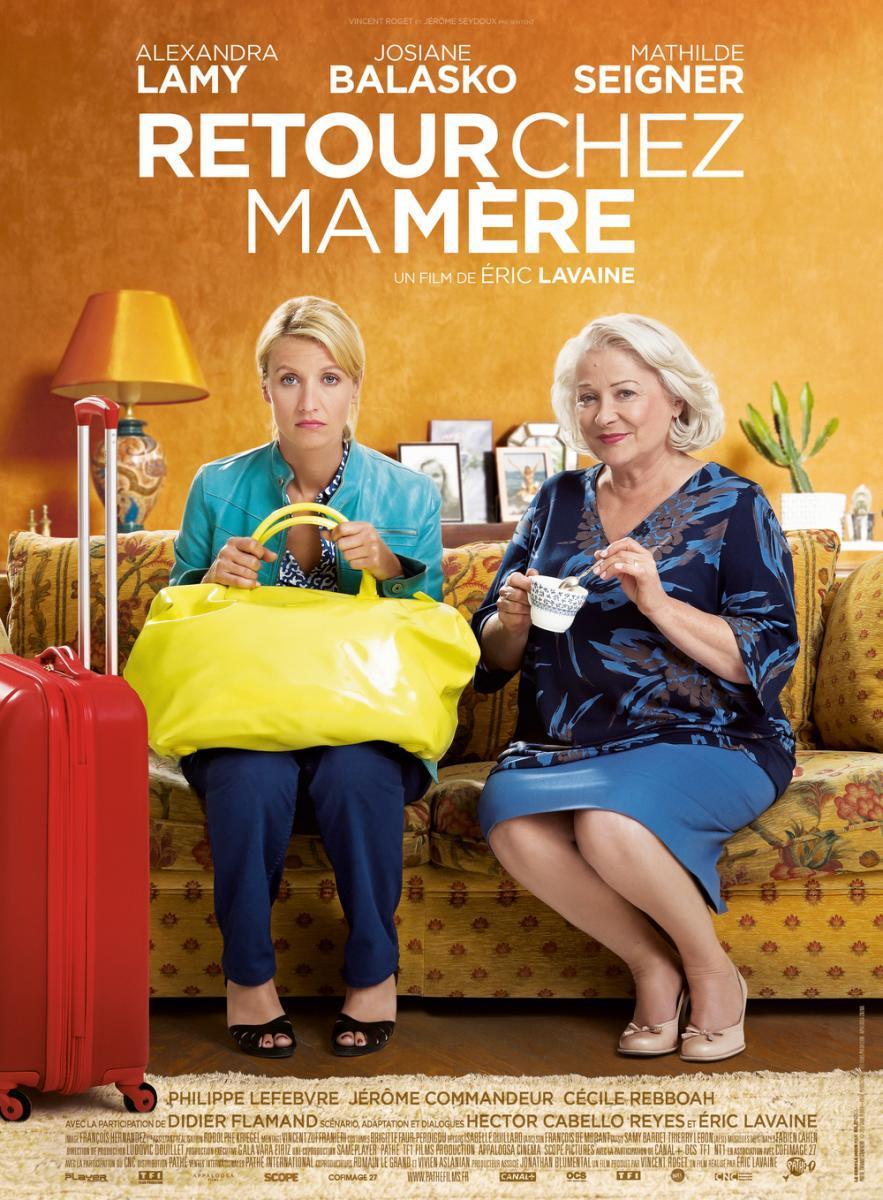 Vuelta a casa de mi madre (2016) - FilmAffinity
