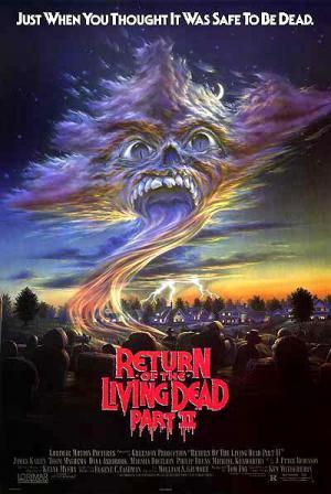 El regreso de los muertos vivientes Parte II