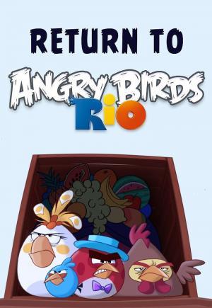 Return to Angry Birds Rio! (S)