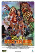 Return to Nuke 'Em High. Volume 2