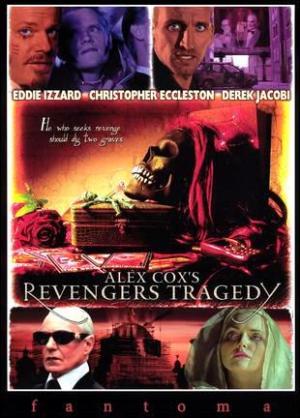Tragedia de vengadores