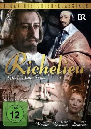 Richelieu, le Cardinal de Velours (Miniserie de TV)