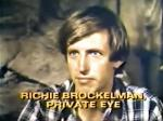 Richie Brockelman, Private Eye (TV Series)
