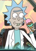 Rick and Morty: The Delicious Taste of Ice Cream (S)
