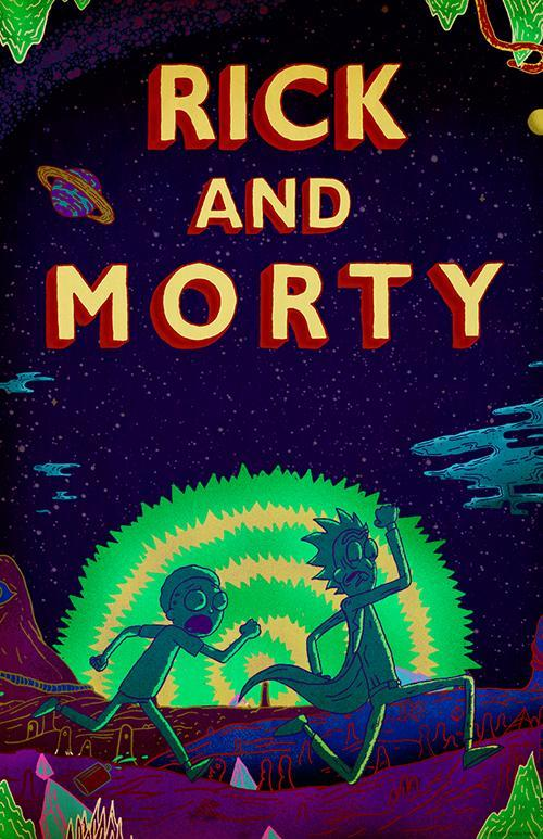 Rick and Morty (2013) Full Movie Watch Online Free Download