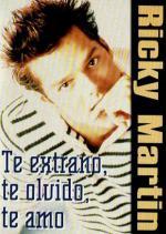 Ricky Martin: Te extraño, te olvido, te amo (Music Video)