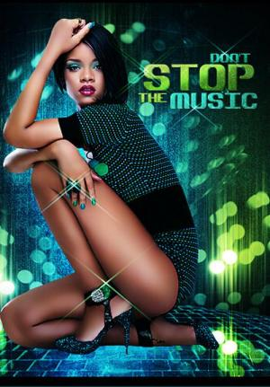 Rihanna: Don't Stop the Music (Music Video)