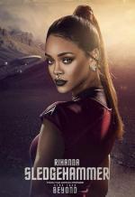 Rihanna: Sledgehammer (S)