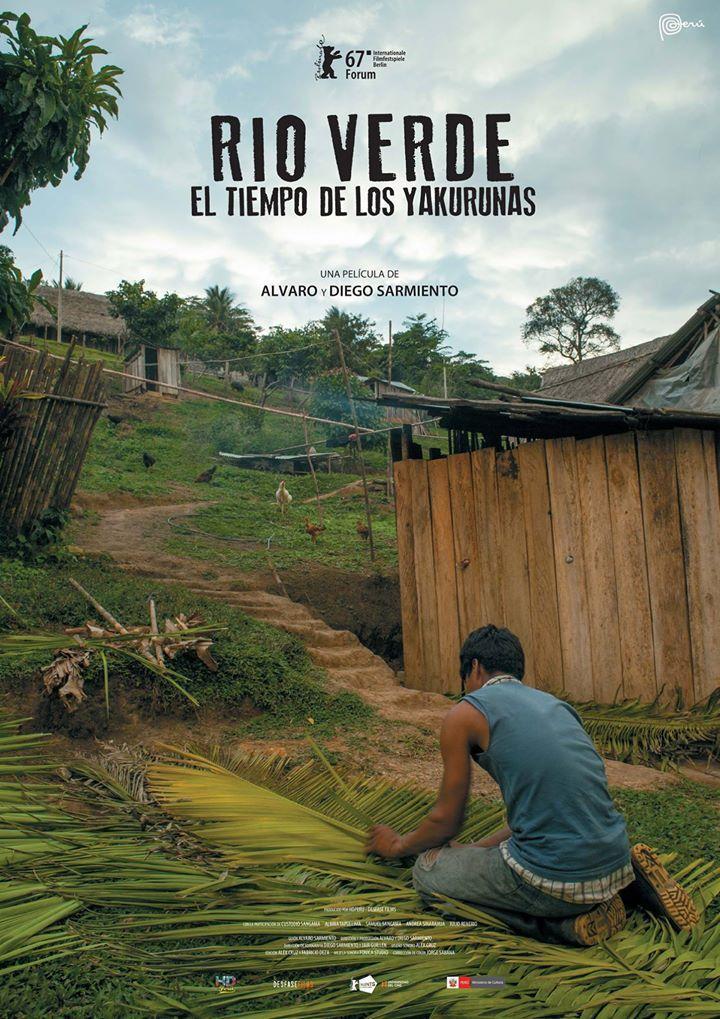 Río verde (2017) - FilmAffinity