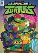 Rise of the Teenage Mutant Ninja Turtles: Mystic Mayhem (TV)