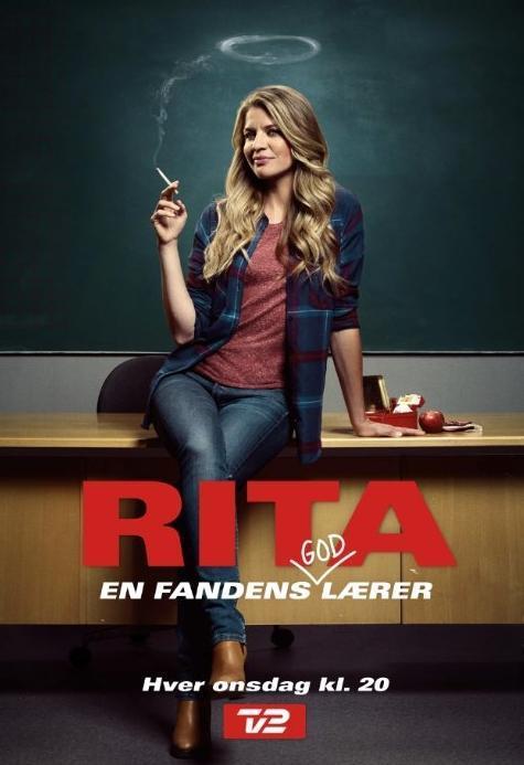 Rita serie de tv 2012 filmaffinity for Oficina de infiltrados serie filmaffinity