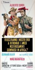 Mister Sabatini... Africa... allá vamos
