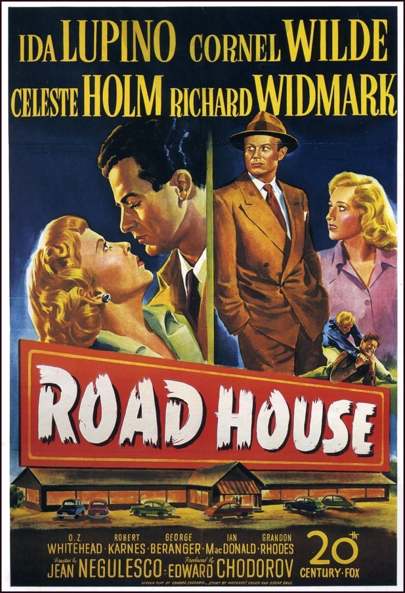 Últimas películas que has visto (las votaciones de la liga en el primer post) - Página 2 Road_house-215958564-large