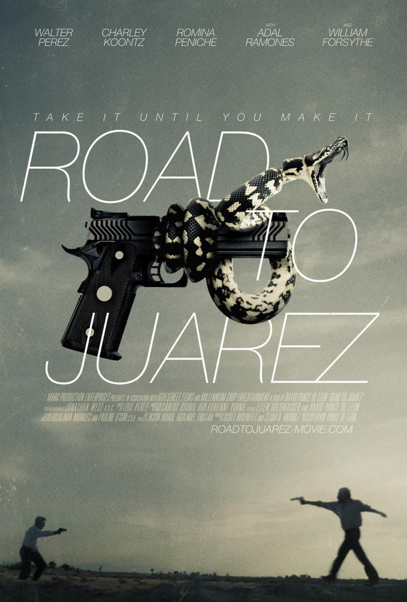 Road to Juarez (2013) | DVDRip Latino HD GoogleDrive 1 Link