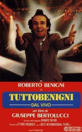 Roberto Benigni: Tuttobenigni (TV)