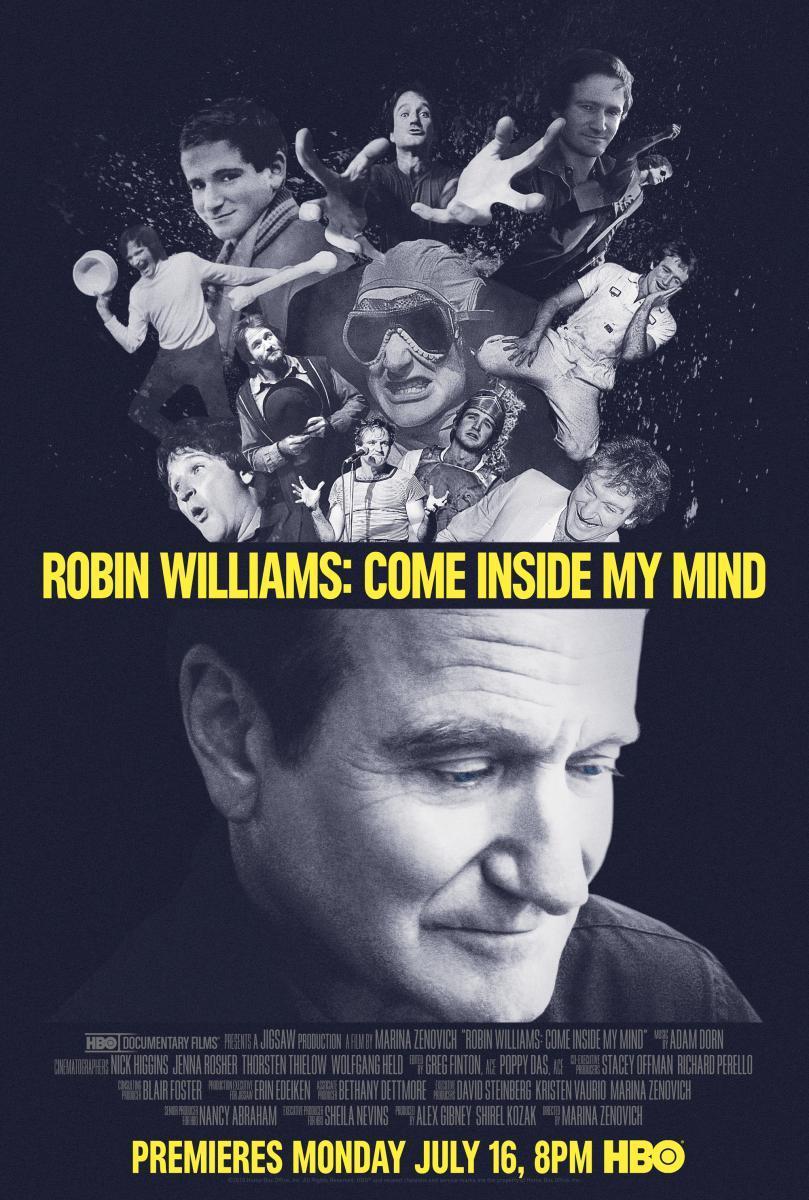 En la mente de Robin Williams (2018) [1080p] [Latino] [MEGA]