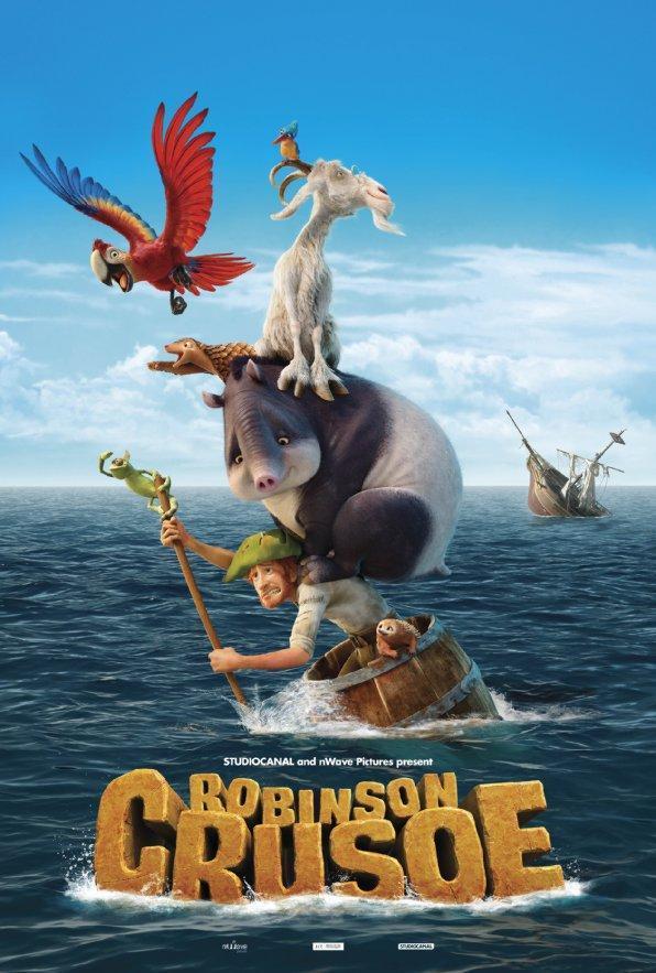Las locuras de Robinson Crusoe (2016) 1 LINK HD MEGA ()