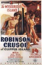 Robinson Crusoe of Clipper Island (Miniserie de TV)