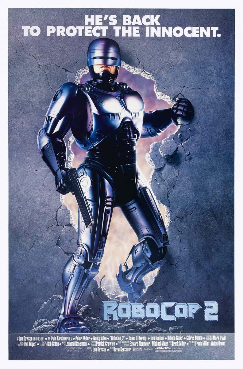 Robocop 2 [1080p] [Latino-Ingles] [MEGA]