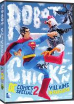 Robot Chicken DC Comics Special II: Villains in Paradise (TV)