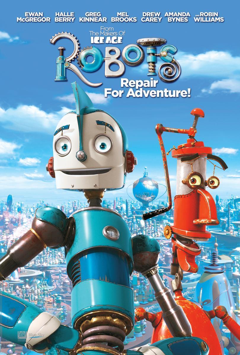Robots (2005) ()