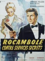 Rocambole contre services secrets