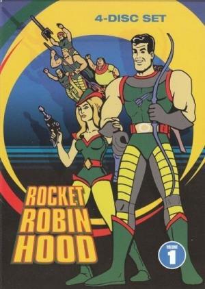 Rocket Robin Hood (Serie de TV)