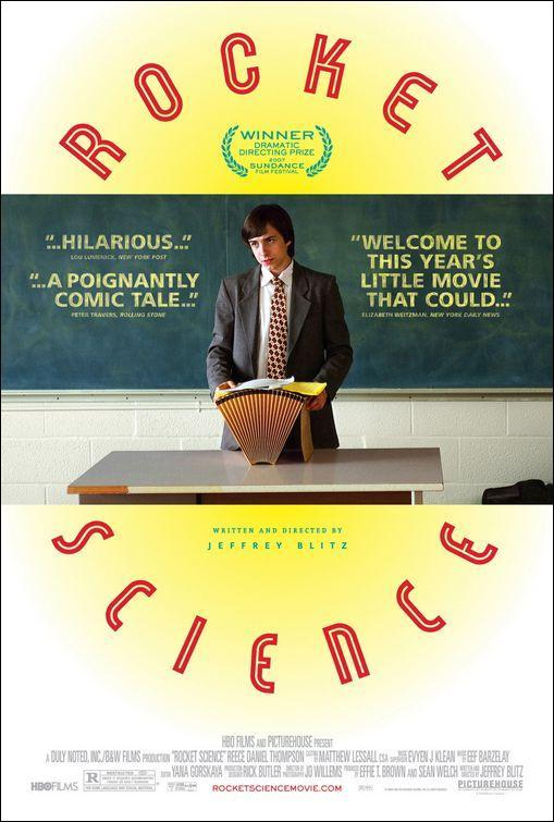 Rocket Science (2007) - FilmAffinity
