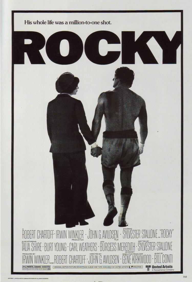 Saga – Rocky, [1080p] [Latino-Ingles] [MEGA]