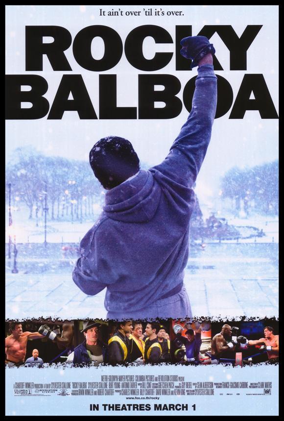 Resultado de imagem para Rocky Balboa 6