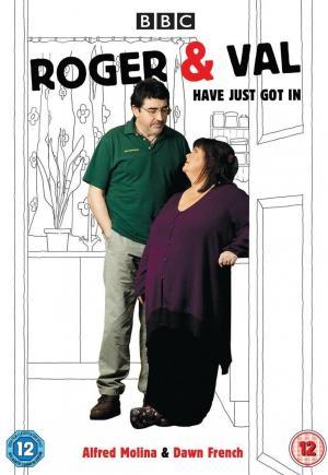 Roger & Val Have Just Got In (Serie de TV)