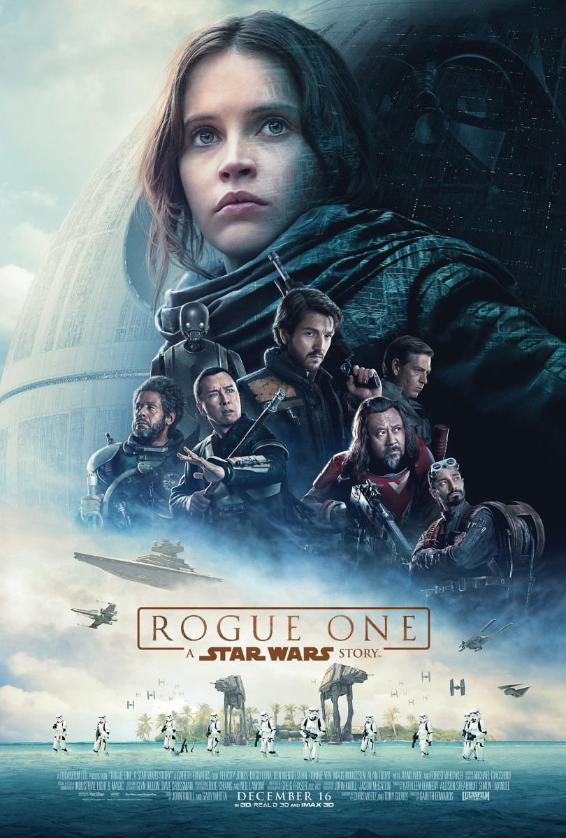 póster de la película Star Wars Rogue One