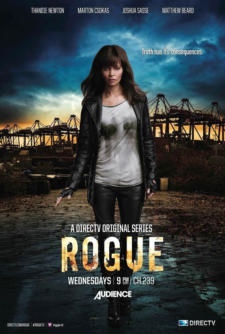 Rogue serie de tv 2013 filmaffinity for Oficina de infiltrados serie filmaffinity