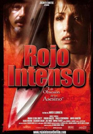 Rojo intenso: la obsesión de un asesino