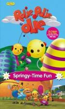 Rolie Polie Olie (TV Series)